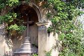 Cemetery Still Life — Stock Photo