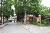Houses of the old town of Sozopol, Bulgaria — Stock fotografie