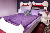 Luxury bedroom — Stock Photo