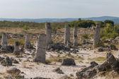 Il deserto di pietra (Pobiti kamani) vicino a Varna, Bulgaria — Foto Stock