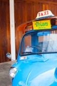 Taxi tuk-tuk — Stock Photo