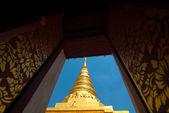 Phra att chae haeng, nan provinsen, thailand — Stockfoto