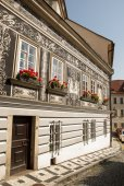 Street Praha — Stock Photo