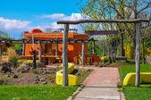 Hirschstetten Botanical Gardens, Vienna — Стоковое фото