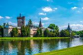 Castle Franzensburg in Laxenburg, Lower Austria — Stock Photo