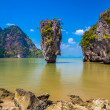 Постер, плакат: James Bond island in Andaman sea