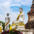 Buddha with disciples — Stock Photo #75266661