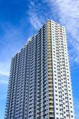 New building condominium. — Stock Photo