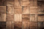 Wooden blocks background — Stock Photo