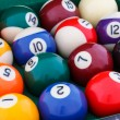 Pool Ball — Stock Photo #53276489