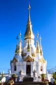 Buddha image hall — Fotografia Stock