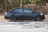 Sport black car — Stock Photo