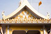 Beautiful wat thai — Stock Photo