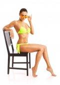 Sole abbronzatura — Foto Stock