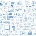 Business doodles pattern — Stock Vector #61362973