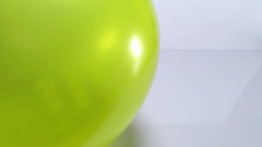 Balloon popping — Stock Video