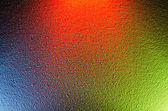 Colorful background. Mixing different colors of light. — Stock Photo