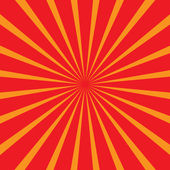 Pop sunburst background.vector wallpaper — Stock Vector