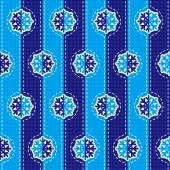 Vector seamless Christmas pattern — Vecteur