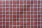 Texture of scott pattern on fabric — Stock Photo