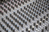 Music mixer — Stock Photo