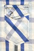 Closeup bag texture of standard thai style loincloth — ストック写真
