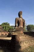 KAMPHAENG PHET, THAILAND - January 17, 2015: Buddha in the Kamph — Photo