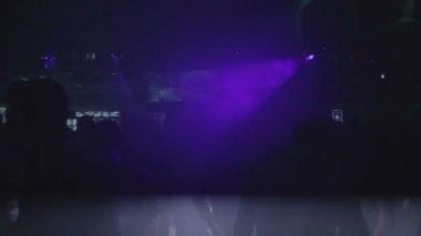 Nachtclub — Stockvideo