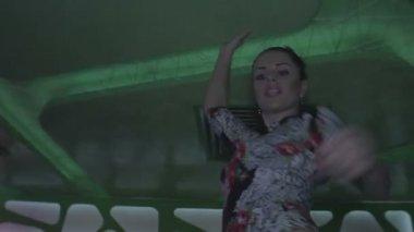 Female erotic  dancing — Vidéo