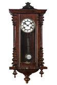 старинные антикварные часы — Стоковое фото