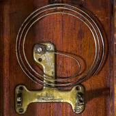 Clockwork old — Stock Photo