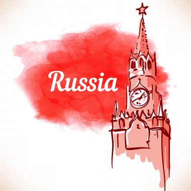 Kremlin, Red Square, Moscow, Russia