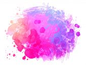 Abstract watercolor background — Stock Vector