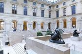 Paris, Louvre — Stock Photo
