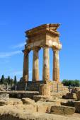 Valle dei Templi, Agrigento, Sicily — Stock Photo