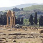 Valle dei Templi, Agrigento, Sicily — Stock Photo #55714027