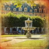 Paris — Zdjęcie stockowe