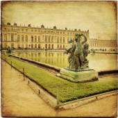 Palacio de Versalles, París, Francia — Foto de Stock