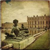 Versailles Castle, Paris, France — Stock Photo
