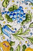 сицилийская керамика — Стоковое фото