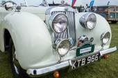 Triumph Roadster on display at Shoreham Airshow — Stock Photo