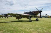 Hawker Hurricane I R4118  — Stock Photo