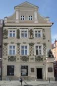 Museum of Henryka Sienkiewicza in Poznan — Stock Photo