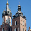 St Marys Basilica in Krakow — Stock Photo #57524061