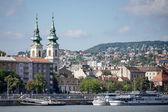 Szent Anna Templom in Budapest — Stockfoto