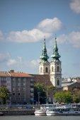 Szent Anna Templom in Budapest — Stock Photo