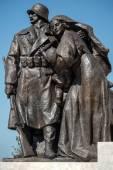 The Tisza statue in Budapest — Foto de Stock