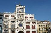 St Marks Clocktower Venice — Foto de Stock