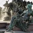 View of the Neptune  Fountain in Berlin — Stock Photo #59541809