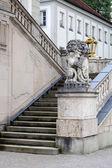 Nymphenburg Palace near Munich Germany — Stock Photo